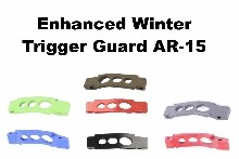 Guntec USA AR15 Enhanced Winter Trigger Guard AR-15