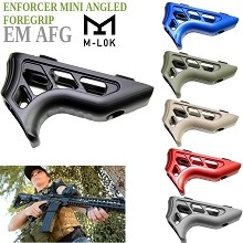 Timber Creek Enforcer MLOK Mini Angled Foregrip M-Lok EM AFG