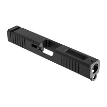 Brownells Gen 3 Glock 19 Stripped Slide 9mm Window Cut