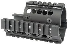 Midwest Industries Mini Draco AK Pistol Railed Handguard AK47 MI