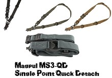Magpul MS3 QD - Multi Mission Sling System G2 Single Point Quick Detach