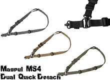 Magpul MS4 Dual QD - Multi Mission Sling System Gen 2 Single Point Quick Detach