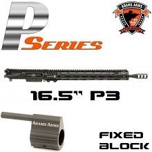 Adams Arms P Series Fixed Micro Gas Block P3 16.5