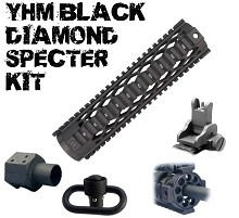 Yankee Hill Specter Four Rail AR15 Free Float Kits YHM-9637-DX Kit