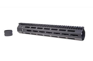 "Troy MLOK .308 BattleRail M-LOK 13"" DPMS LP Low Profile Handguard Rail"
