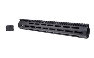 "Troy MLOK .308 BattleRail M-LOK 15"" DPMS LP Low Profile Handguard Rail"