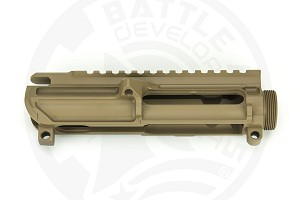 Battle Arms FDE BAD556 Lightweight 7075 AR15 Billet Upper Receiver AR-15