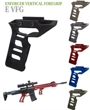 Timber Creek Enforcer Vertical Foregrip Picatinny VFG AR15 AR-15